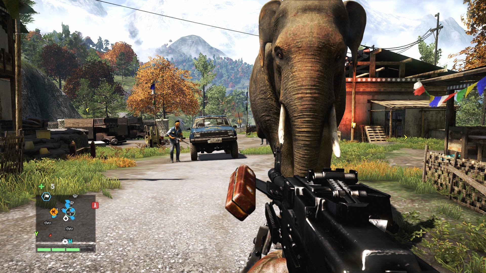 Far Cry 4 recenzia 11