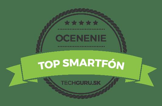 Ocenenie TechGuru.sk TOP Smartfón