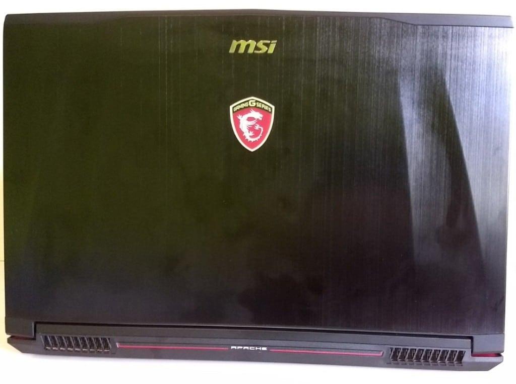 MSI GE62VR 7RF-407CZ Apache Pro