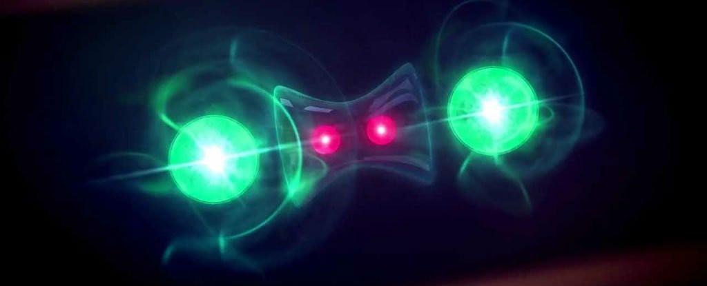 kvantové prepojenie