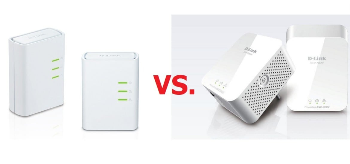 D-Link DHP-309AV vs. DHP-700AV test powerline adaptérov