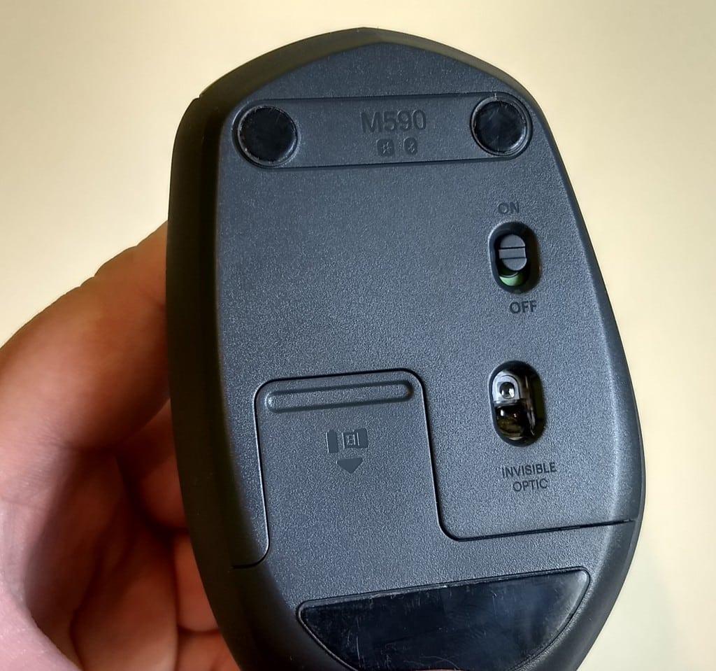 Logitech M590