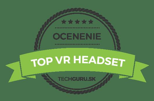 TechGuru.sk ocenenie top VR headset