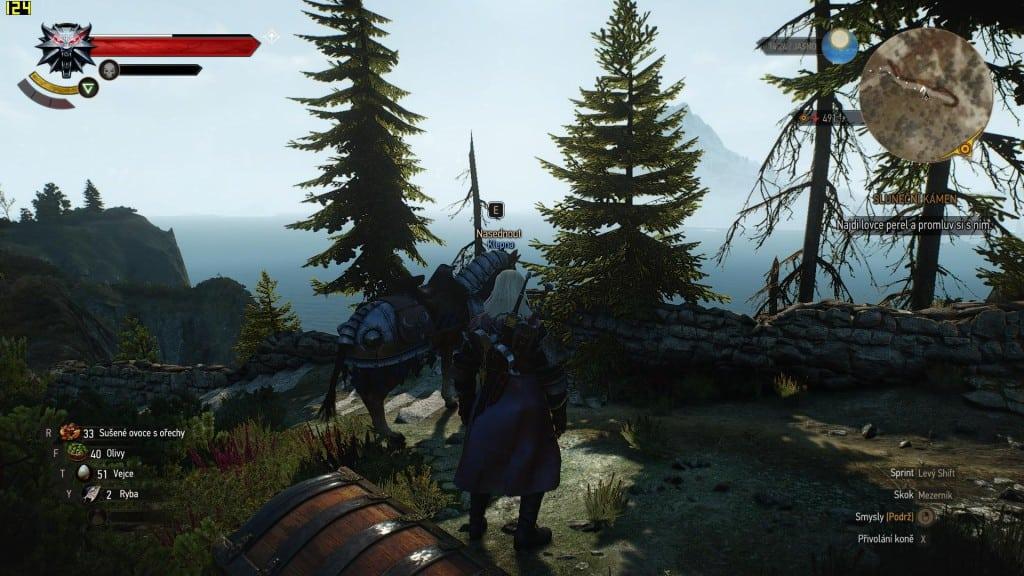 Witcher 3 FHD
