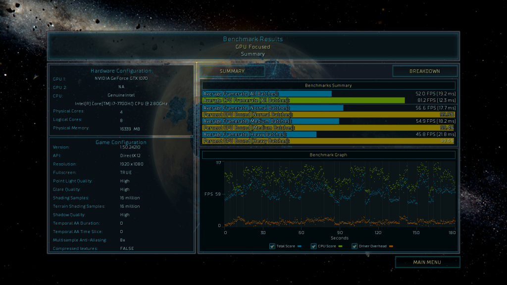 V DX 12 sme testovali Ashes of the Singularity