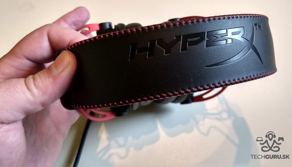HyperX Cloud Alpha mostík