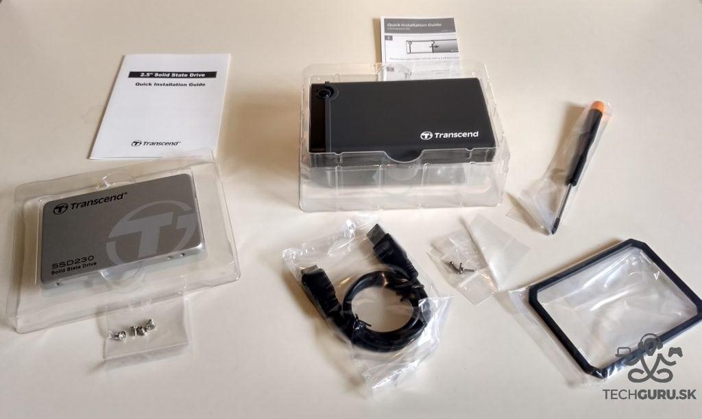 Výmena HDD za SSD príprava