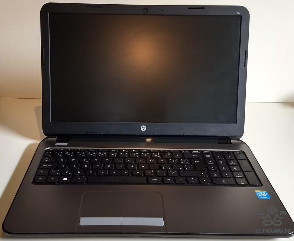 Výmena HDD za SSD notebook HP