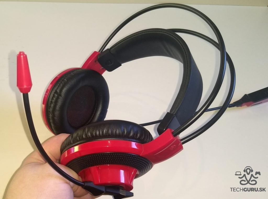 MSI DS501 mikrofón