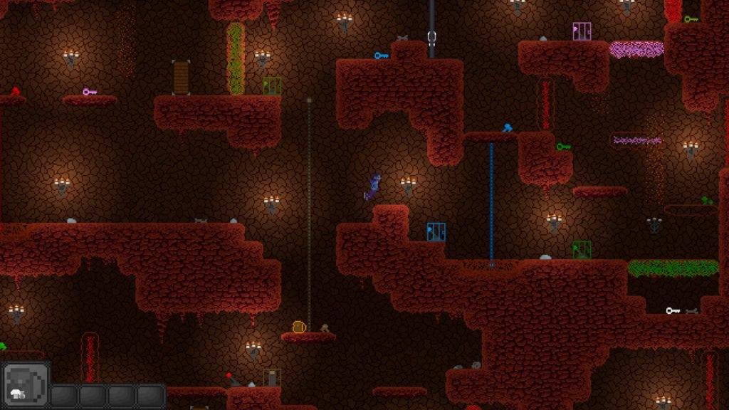 Ghostory screenshot