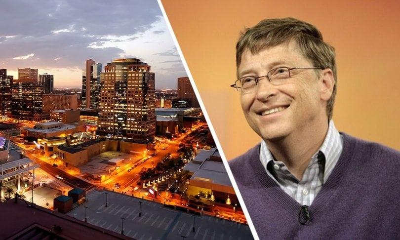 Bill Gates smart city
