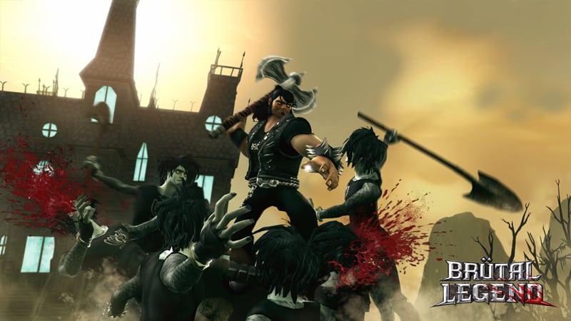 Brutal Legend zadarmo 01