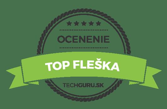 TechGuru ocenenie TOP Fleška