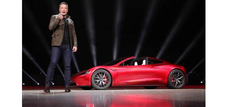 Tesla Roadster 2 Elon Musk