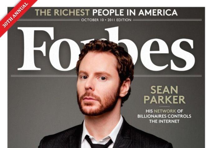 Sean Parker Forbes Facebook zneužíva zraniteľnosť mozgu