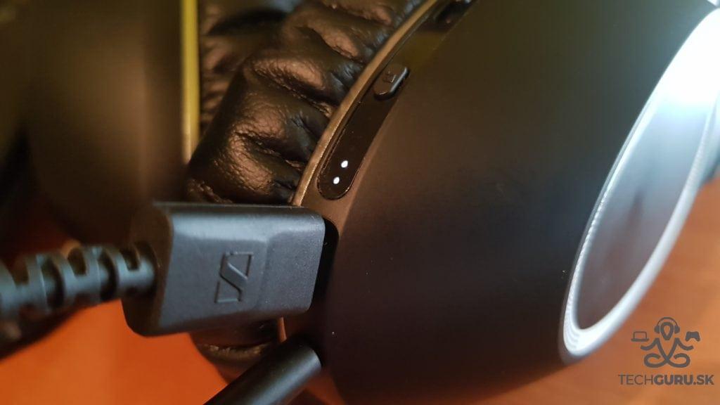 Sennheiser PXC 550 LED