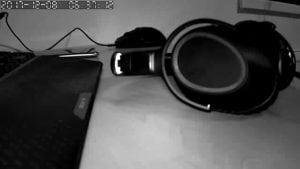 BML HD Smart IP kamera screenshot nočný 01