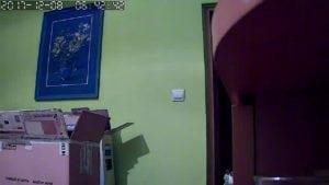 BML HD Smart IP kamera screenshot denný