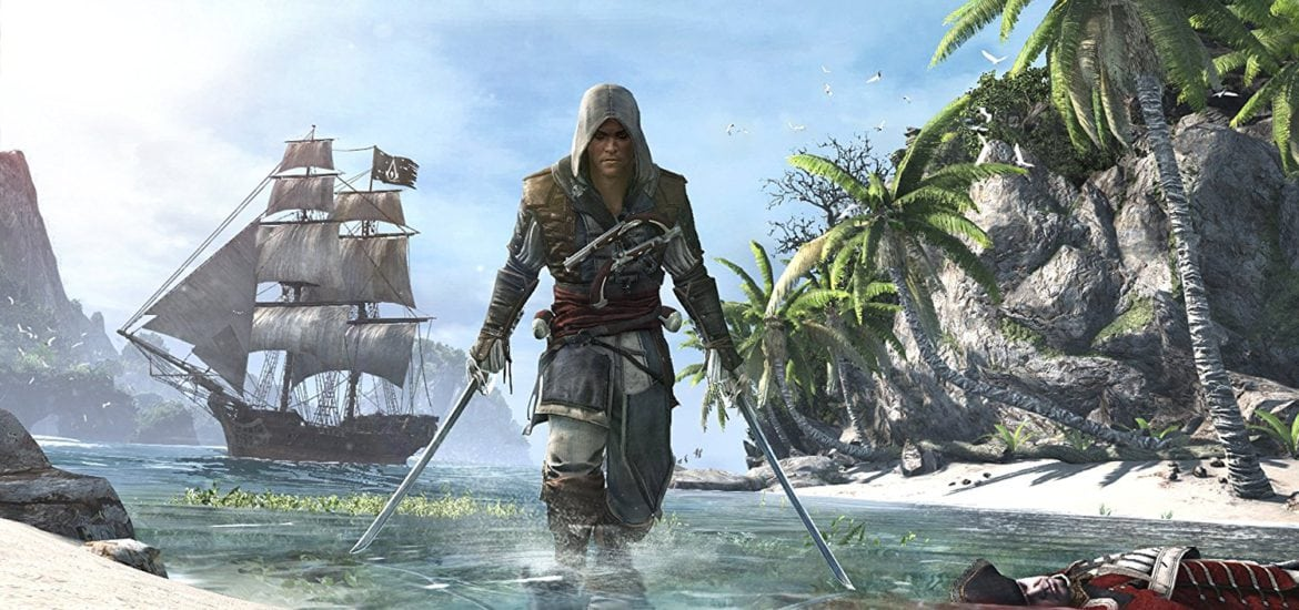 Assassin's Creed IV Black Flag zadarmo