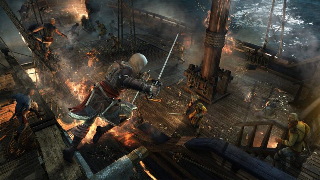 Assassin's Creed IV Black Flag zadarmo 01