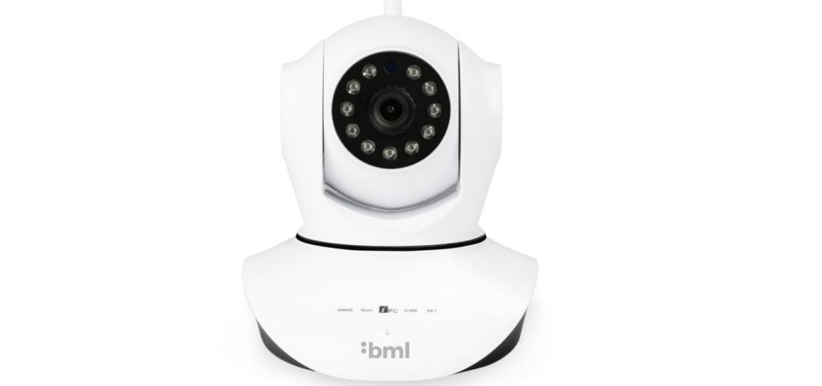 BML HD Smart IP kamera titulka