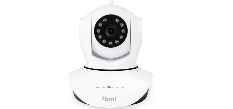BML HD Smart IP kamera titulka