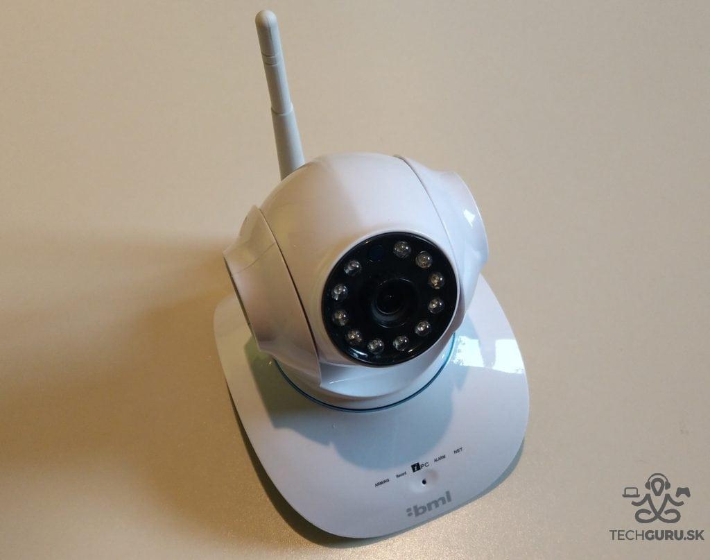 BML HD Smart IP kamera zhora