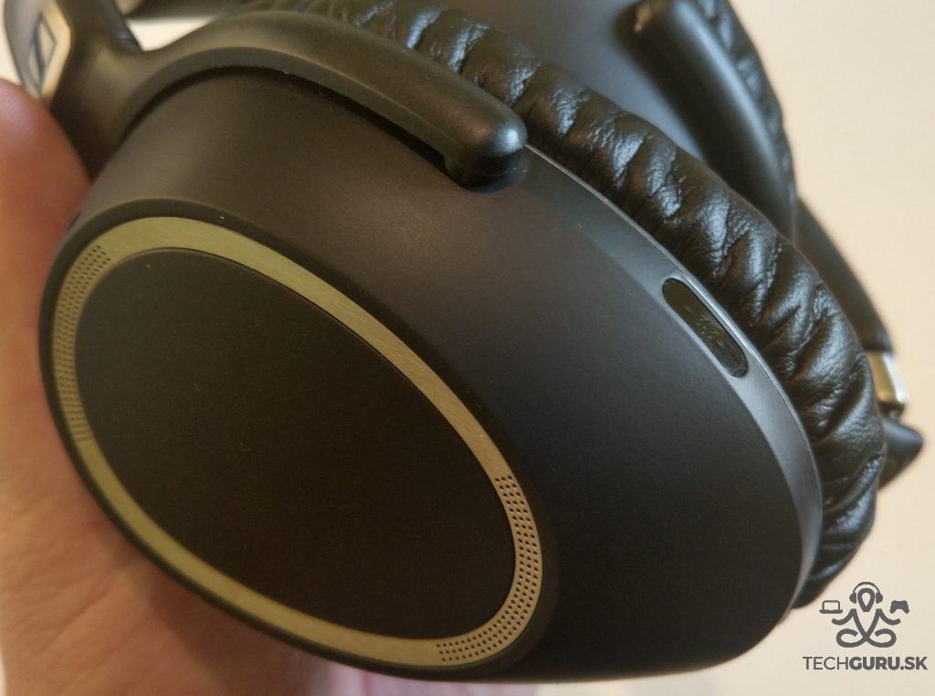 Sennheiser PXC 550 mikrofón
