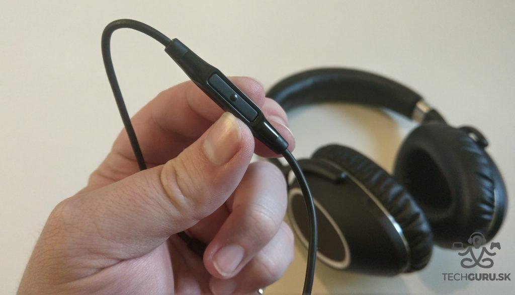 Sennheiser PXC 550 kábel