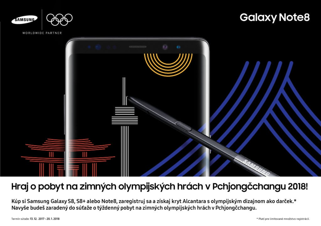 Samsung vyhlasuje súťaž 01