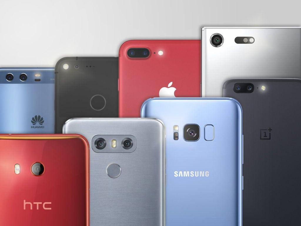 Ako si vybrať smartfón fotoaparáty