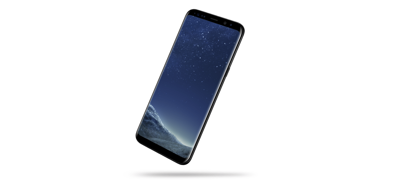 Samsung Galaxy S8 titulka