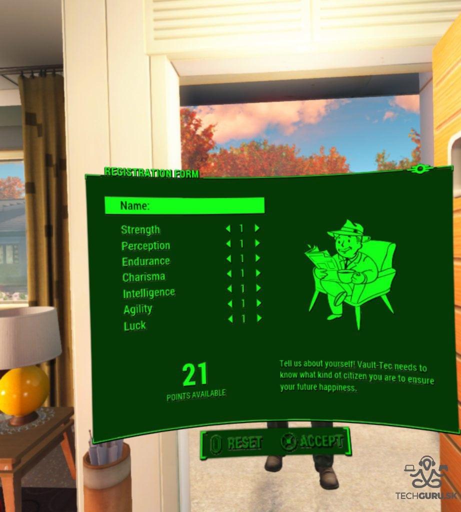 Fallout 4 VR recenzia SPECIAL