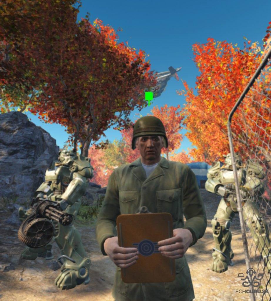 Fallout 4 VR recenzia úvod