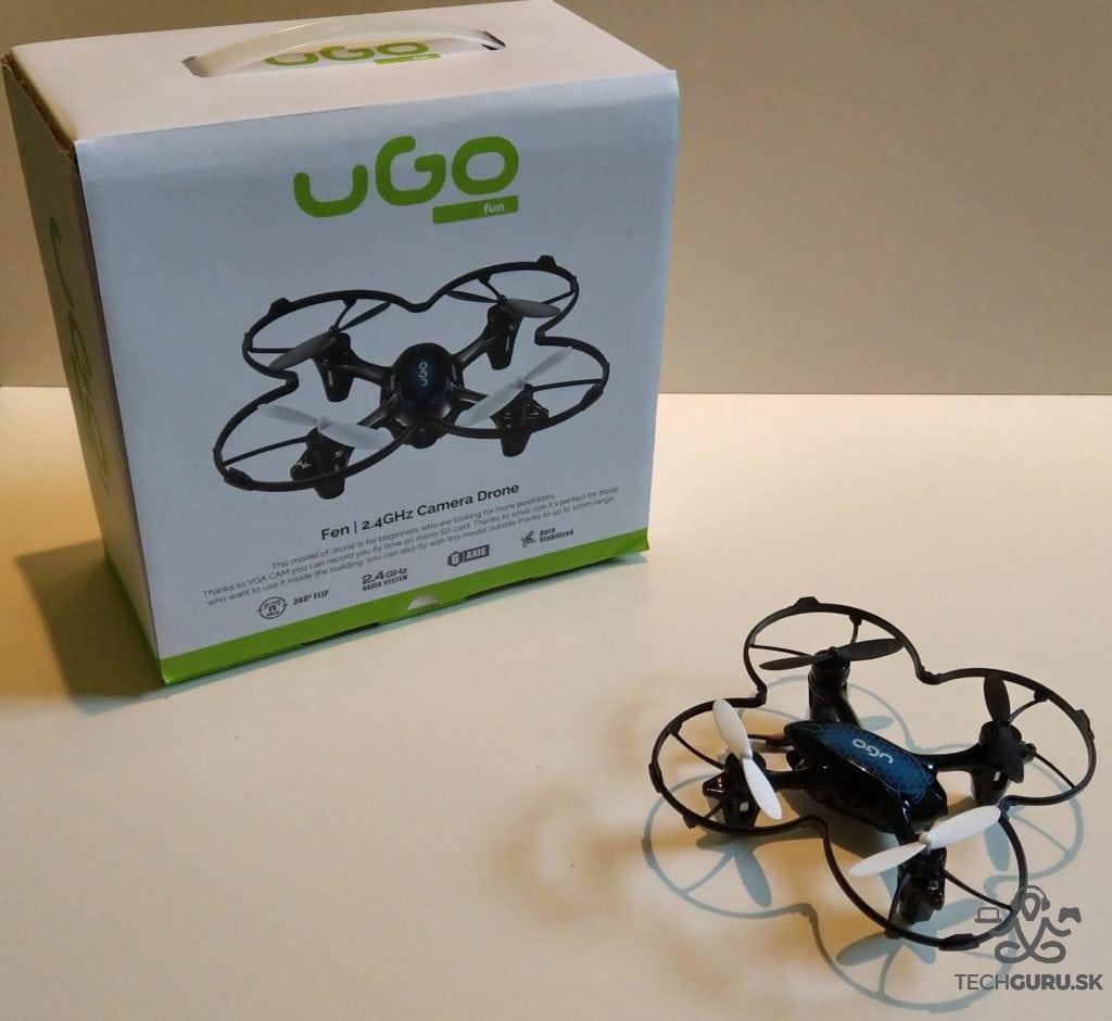Dron UGO Fen balenie