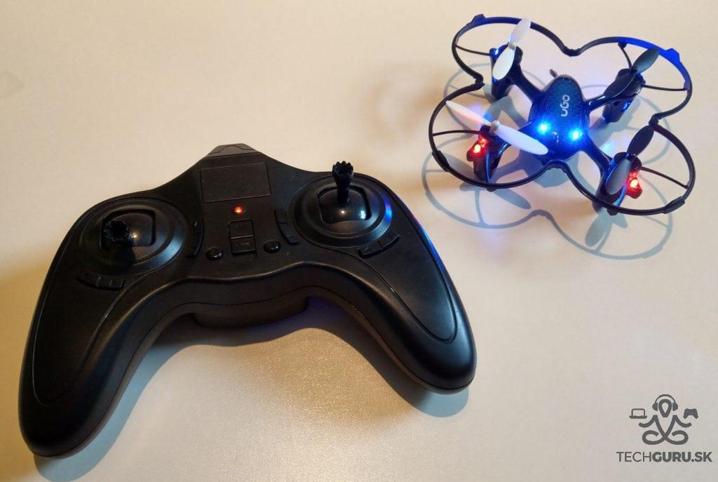 Dron UGO Fen ovládač