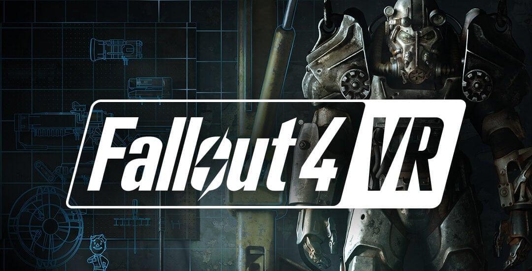 Fallout 4 VR recenzia titulka