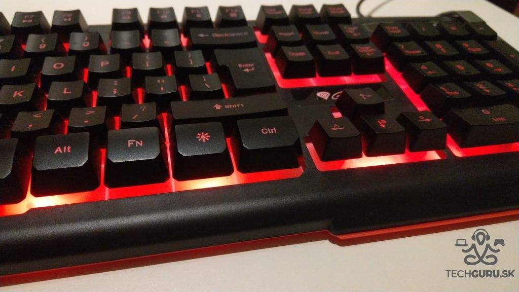 Genesis Rhod 400 levitujúce klávesy