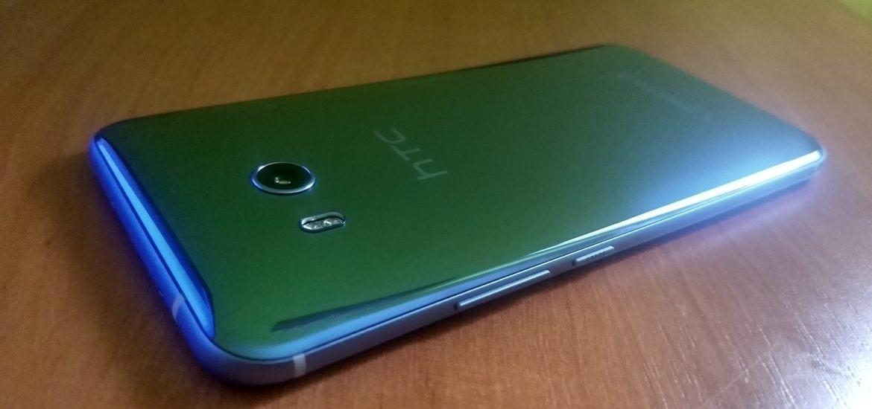 HTC U11 titulka