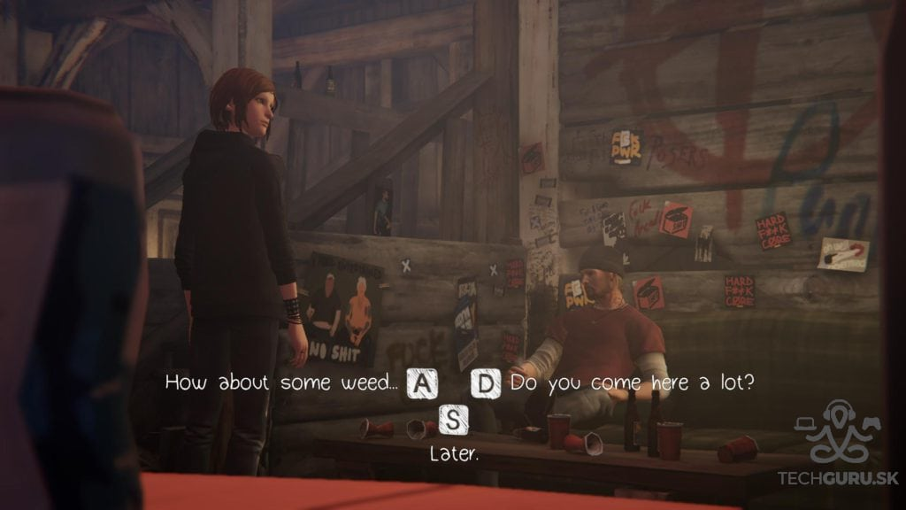 Life is Strange Before: the Storm Screenshot 02