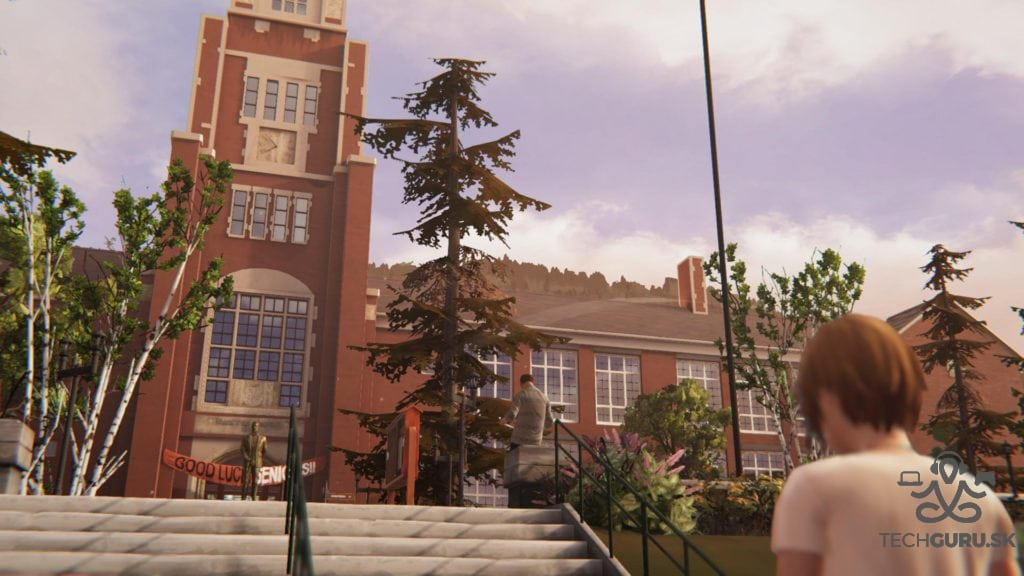 Life is Strange Before: the Storm Screenshot 05