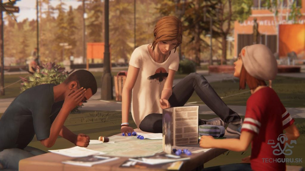 Life is Strange Before: the Storm Screenshot 01