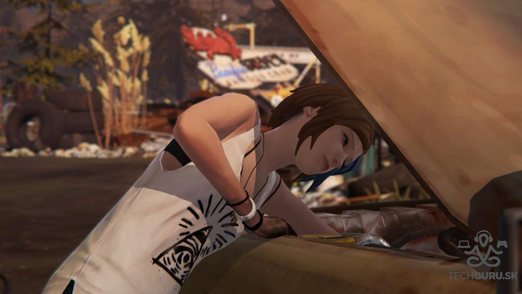 Life is Strange Before: the Storm Screenshot 08