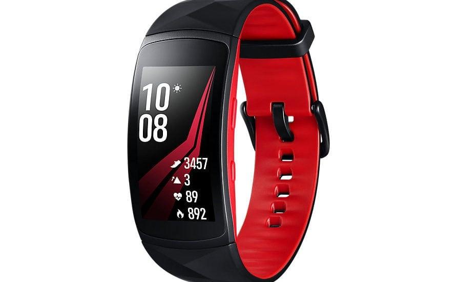 Samsung Gear Fit 2 Pro titulka