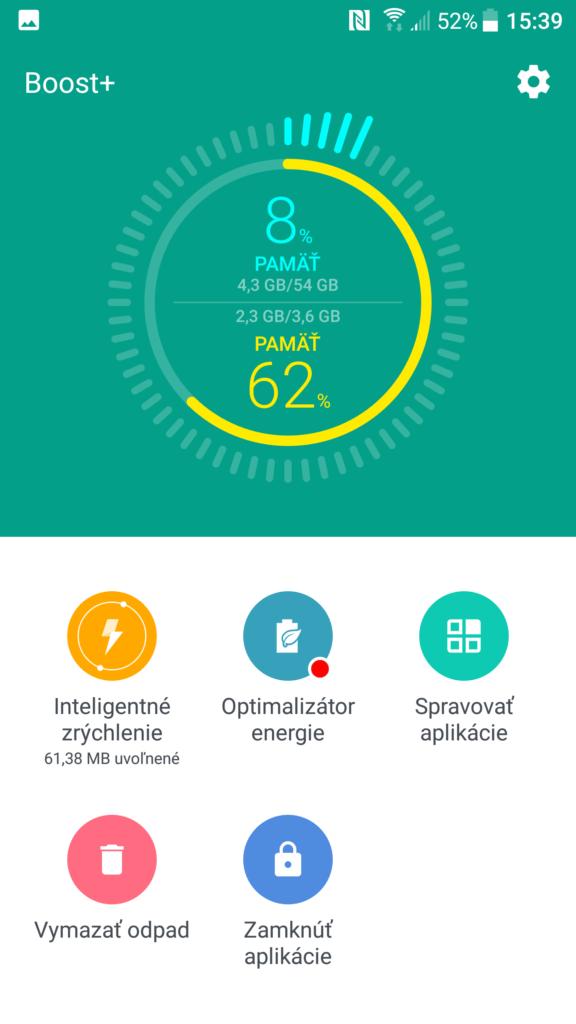 HTC U11 Boost+