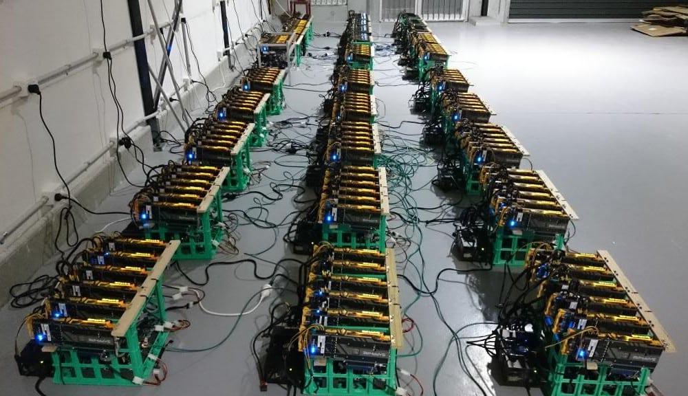 Ceny grafických kariet mining rig