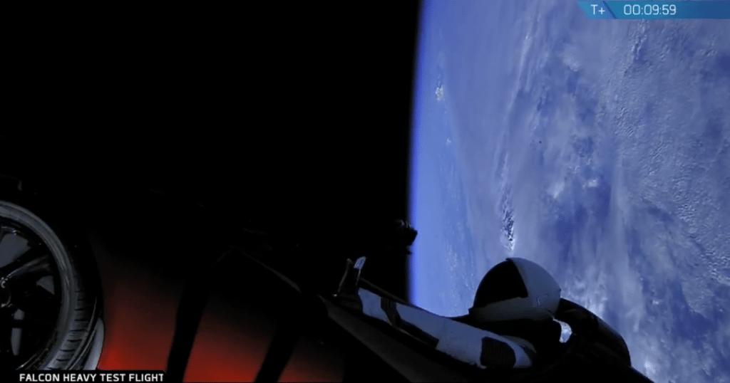 Falcon Heavy Starman 2
