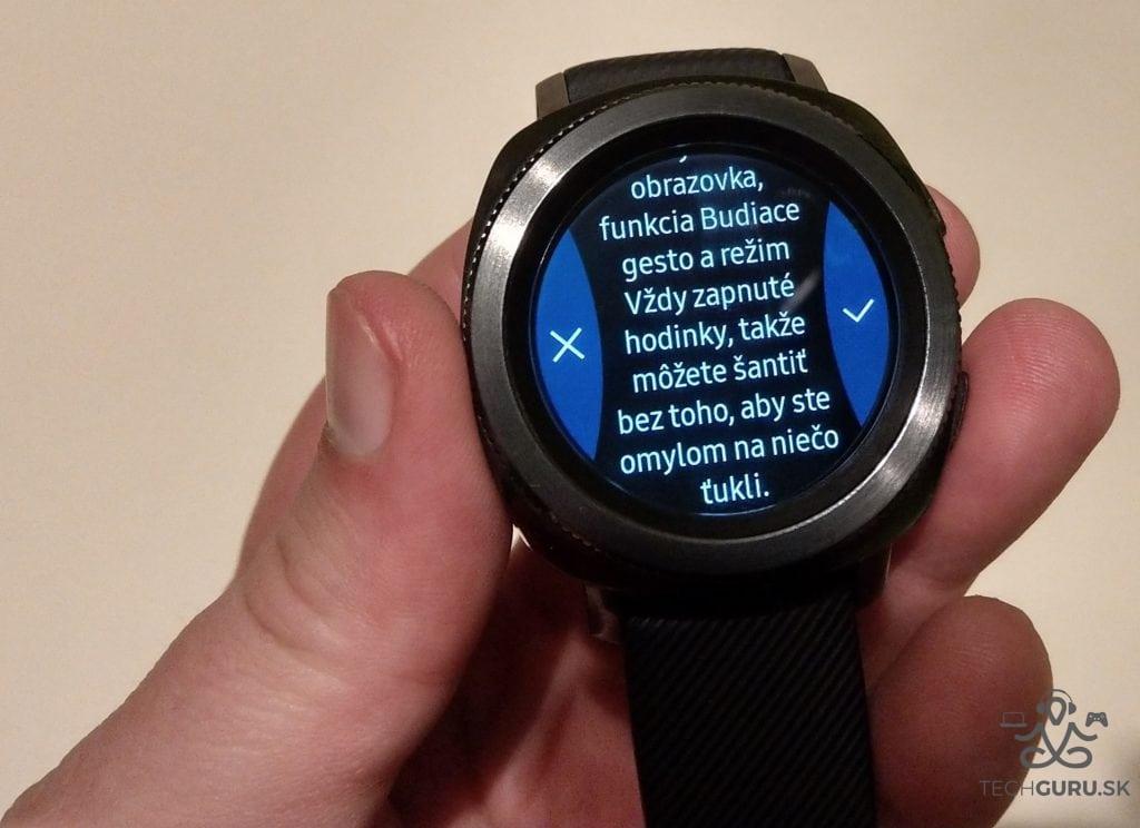 Samsung Gear Sport vodný zámok 02