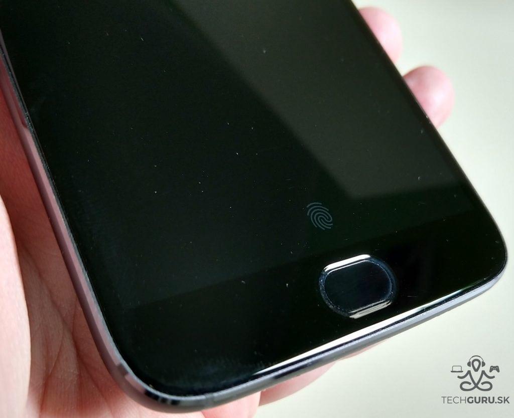 Moto G5S Plus snímač