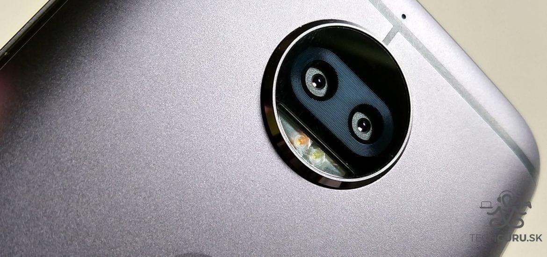 Moto G5S Plus titulka